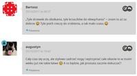 Komentarze archiwalne z wordpressowego bloga